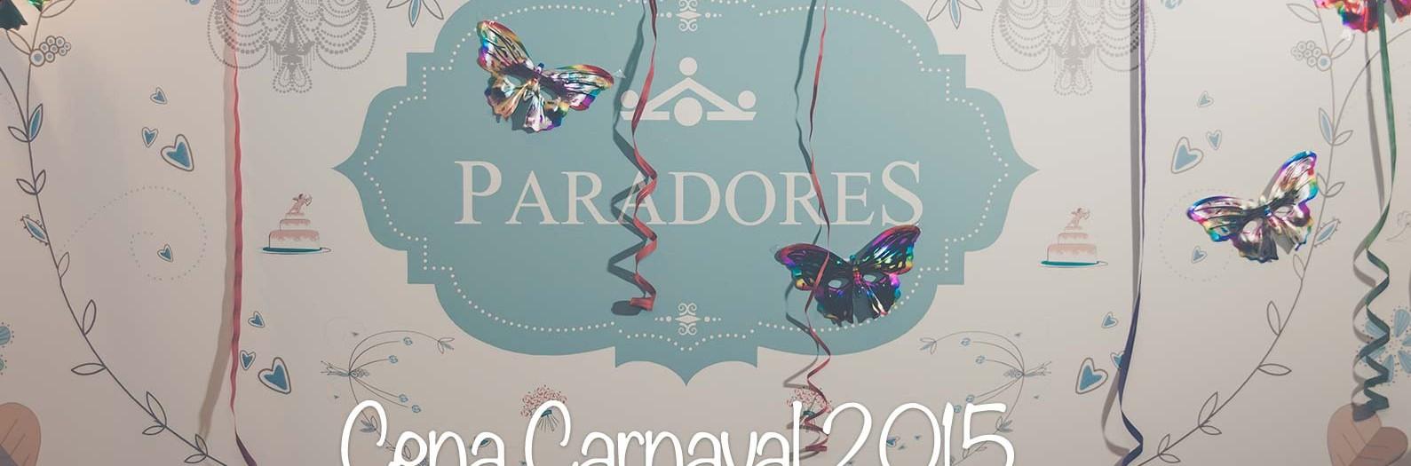 Cena Carnaval 2015 en el Parador
