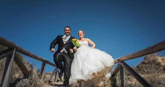 Mayte & Dani I Reportaje fotográfico en Cádiz