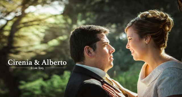 Reportaje Cirenia & Alberto