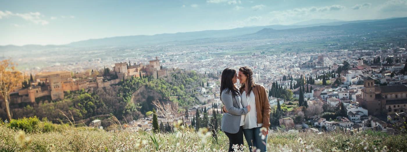 Preboda Ana & Alicia en Granada