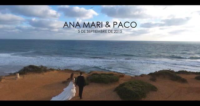 Boda Ana Mari y Paco en Cádiz