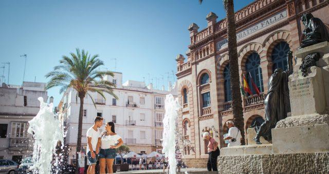 Preboda Maria y Sergio en Cádiz