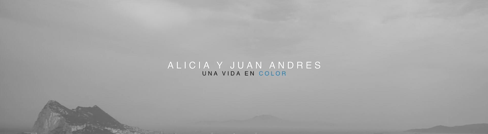 Lovestory Alicia y Juan Andres
