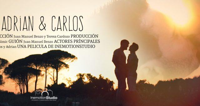 Preboda Carlos y Adrian en Cádiz