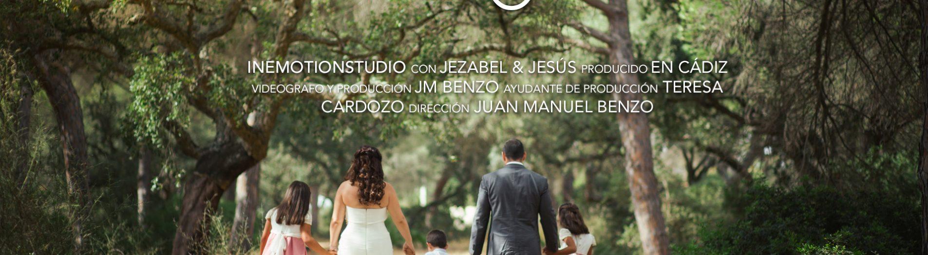 Trailer boda Jezabel & Jesús en Cádiz