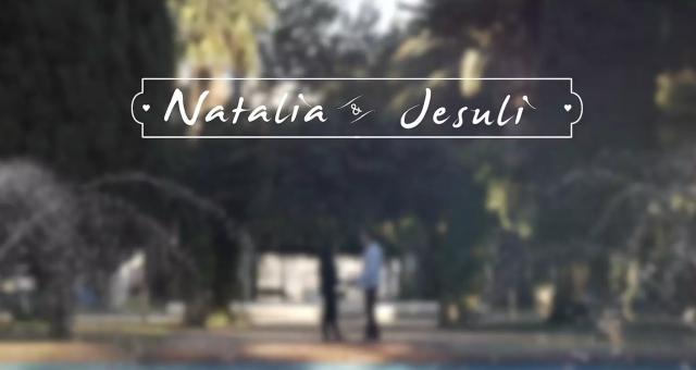 Preboda Jesuli y Natalia