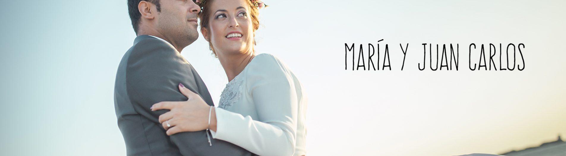 Trailer boda María y Juan Carlos en Chiclana