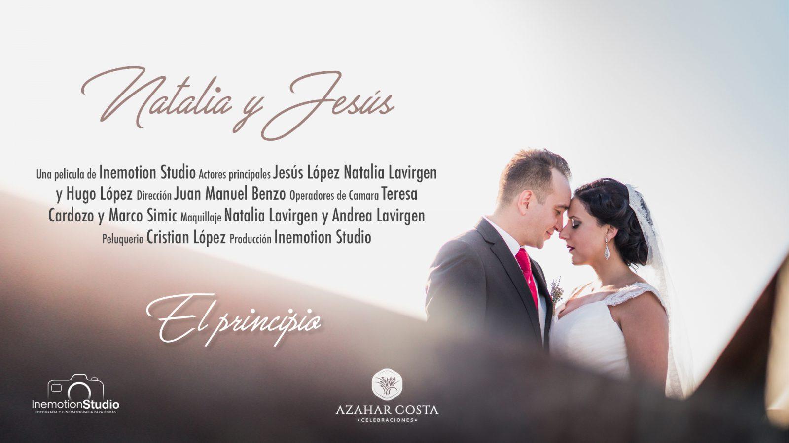 Boda Natalia y Jesús en Chiclana