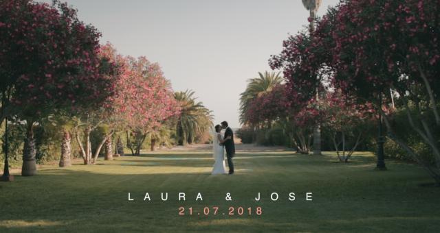 Trailer boda Laura y Jose en Cádiz