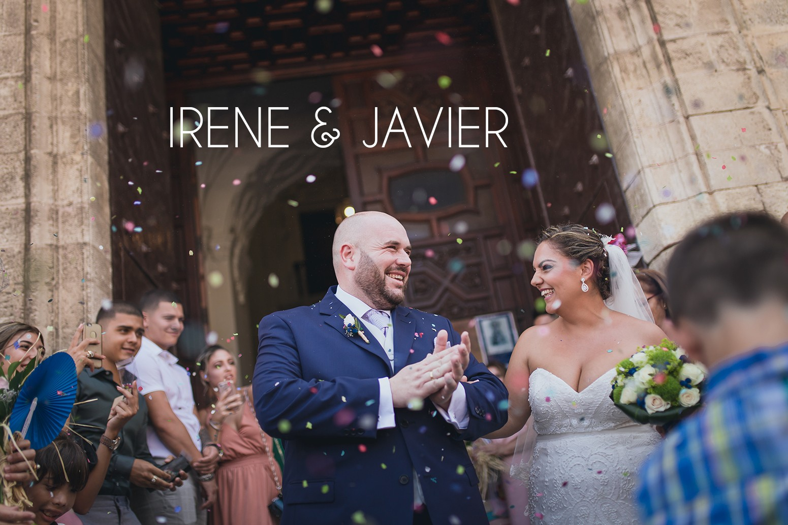 Trailer boda Irene y Javi en Cádiz