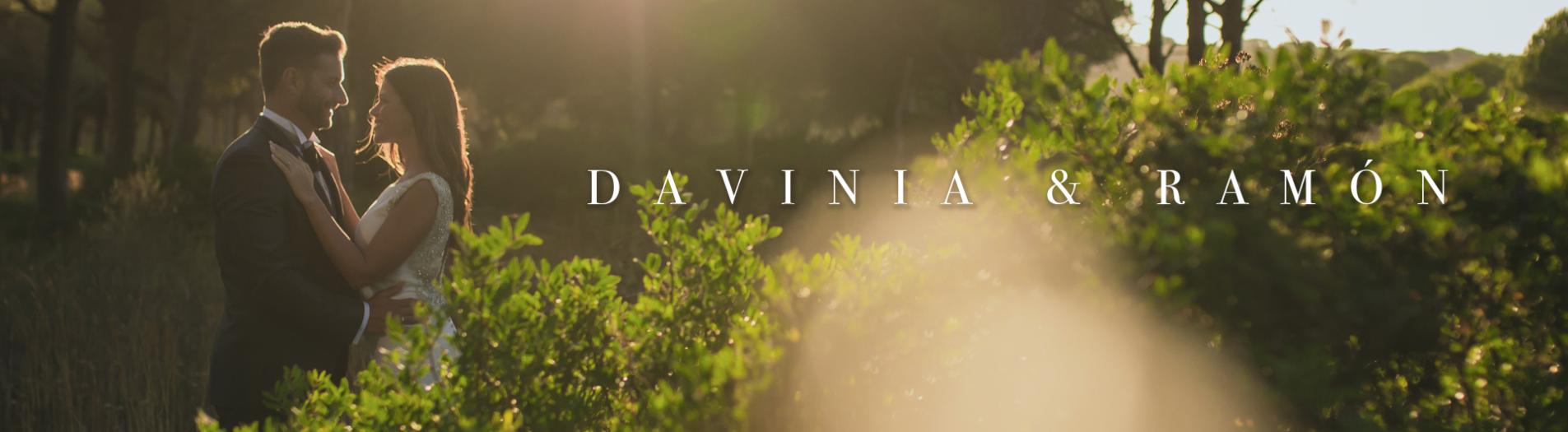 Trailer boda Davinia y Ramón en Chiclana