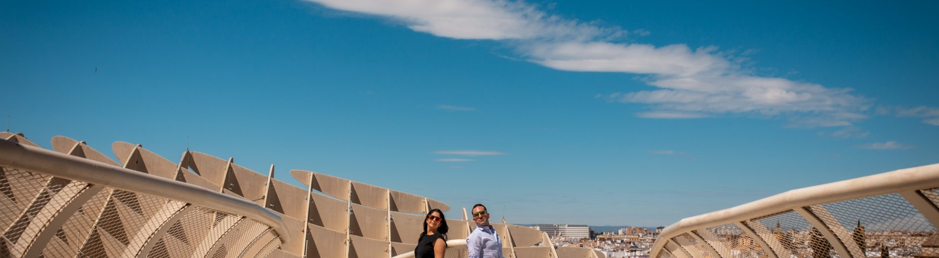 Preboda Conchi y Fran en Sevilla y Cádiz