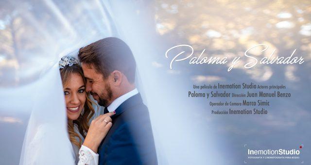 Trailer video boda Paloma y Salvador
