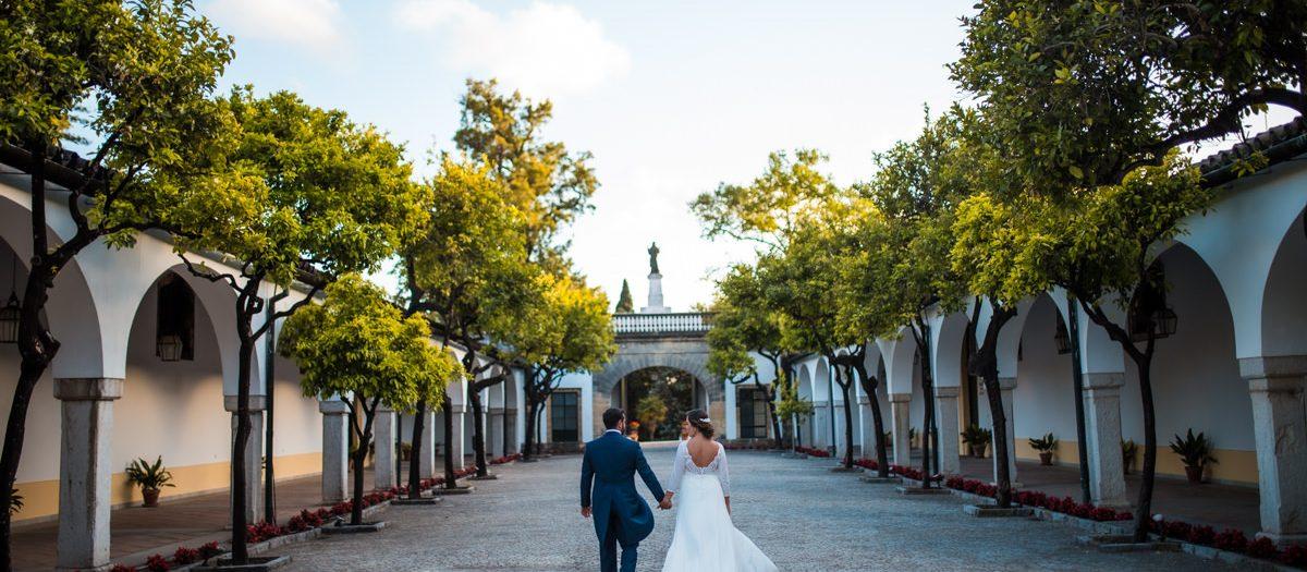 Reportaje Irene y Enrique en Jerez