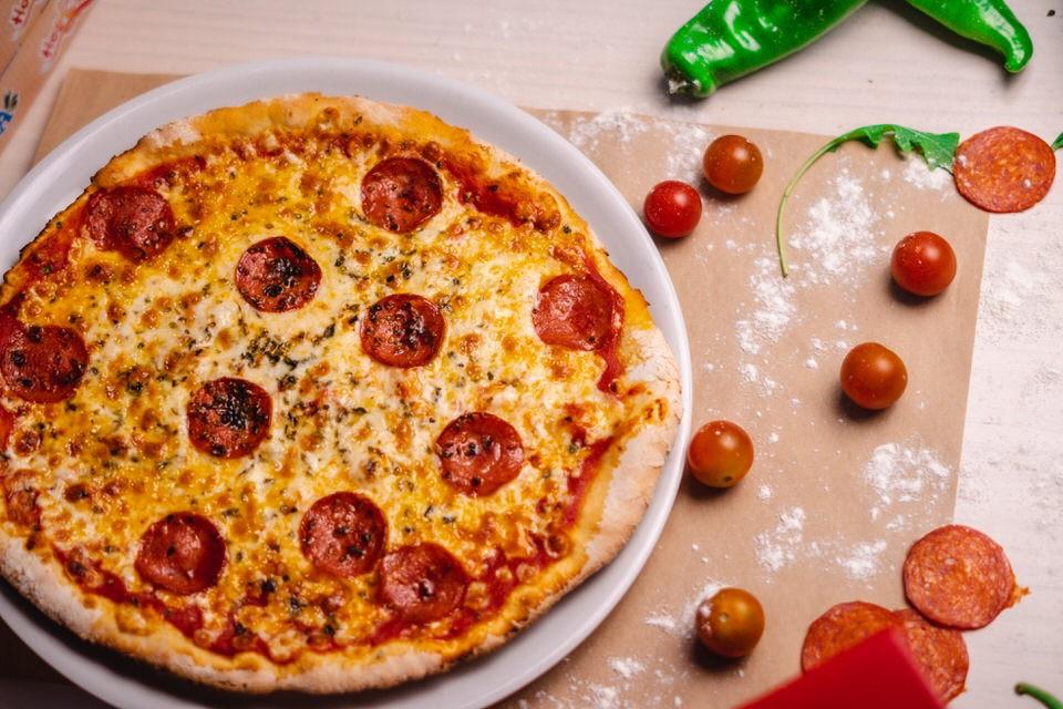 pizza en San Fernando
