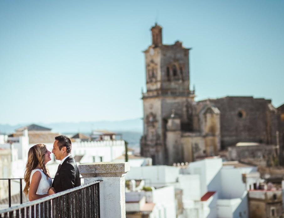 Trailer boda Rosa y Omar en Chiclana de la Frontera