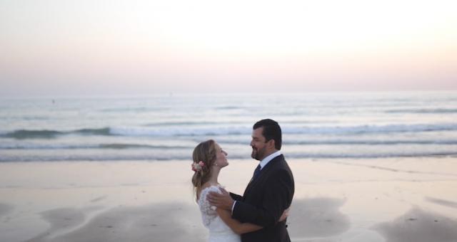 Trailer boda Borja y Almudena en San Fernando