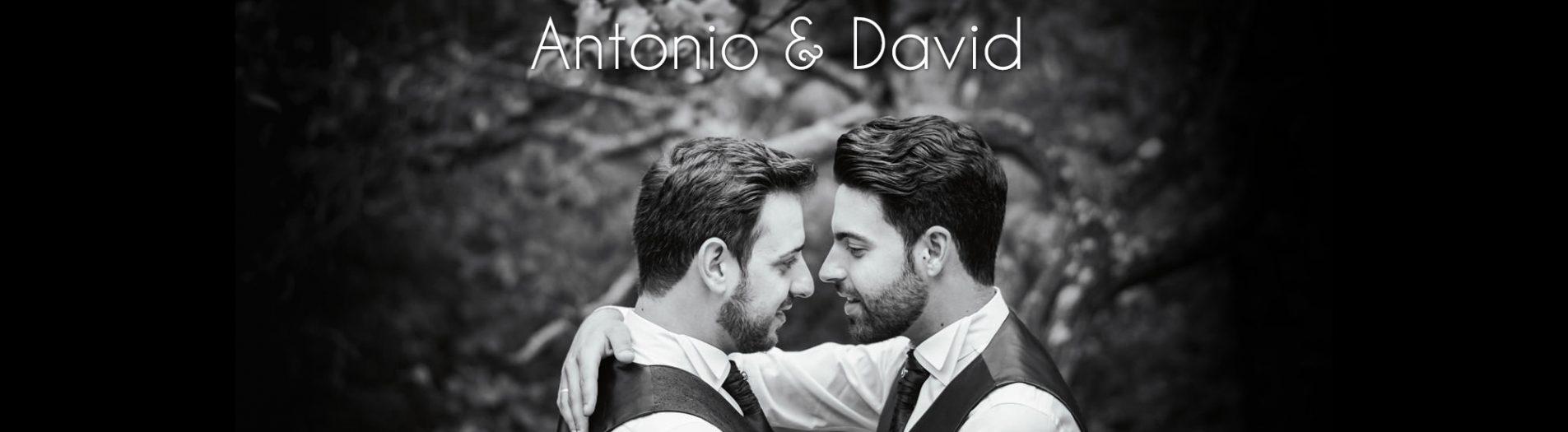 Trailer Boda Antonio y David