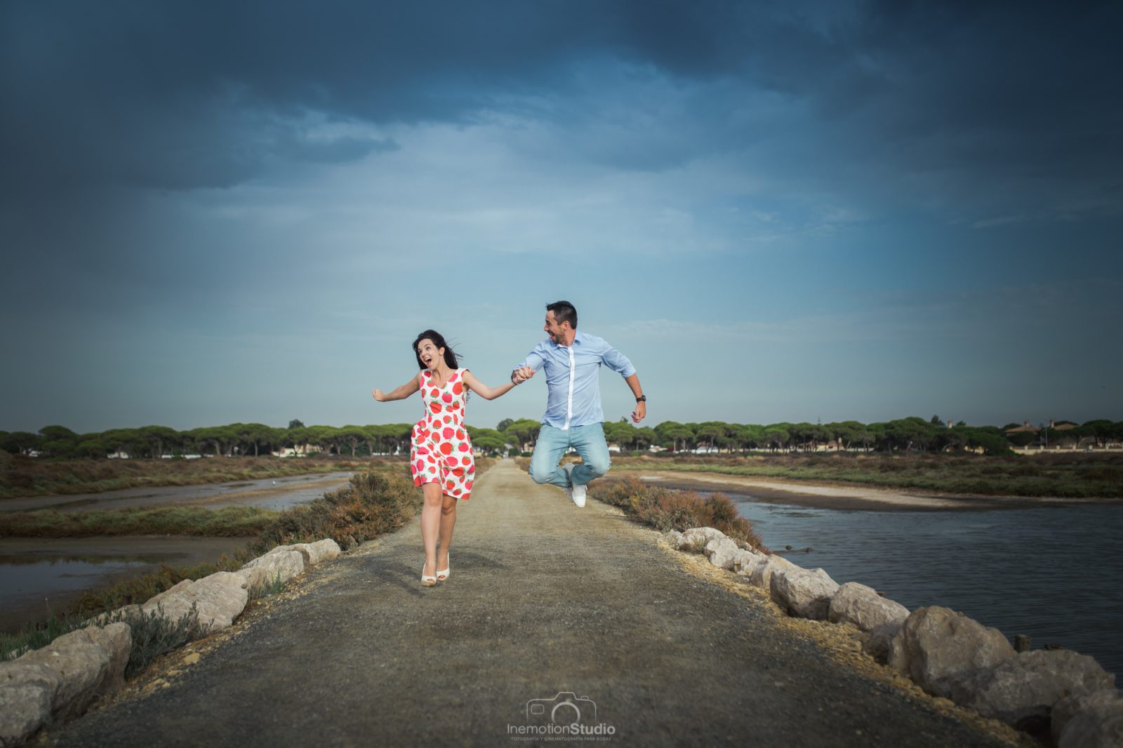 Preboda May y Jose en Chiclana