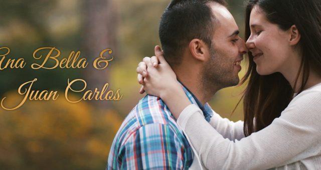 Preboda Ana Bella y Juan Carlos