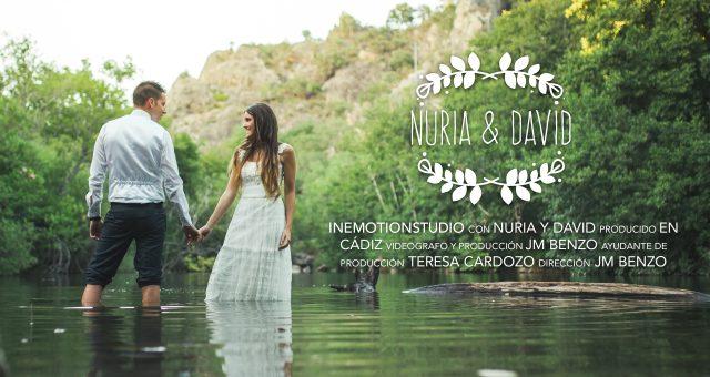 Trailer Boda Nuria y David en El Puerto