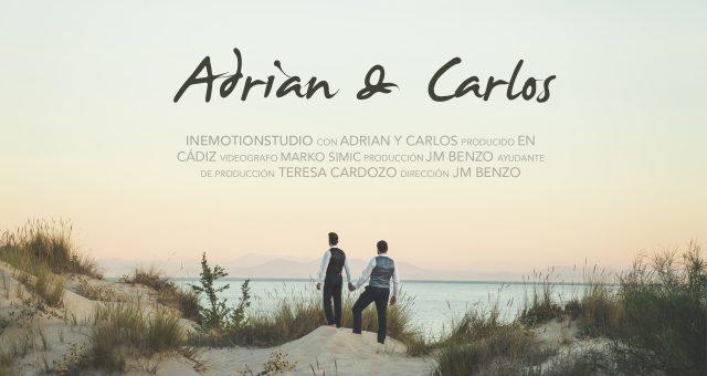 Trailer boda Carlos & Adrian en Jerez de la Frontera