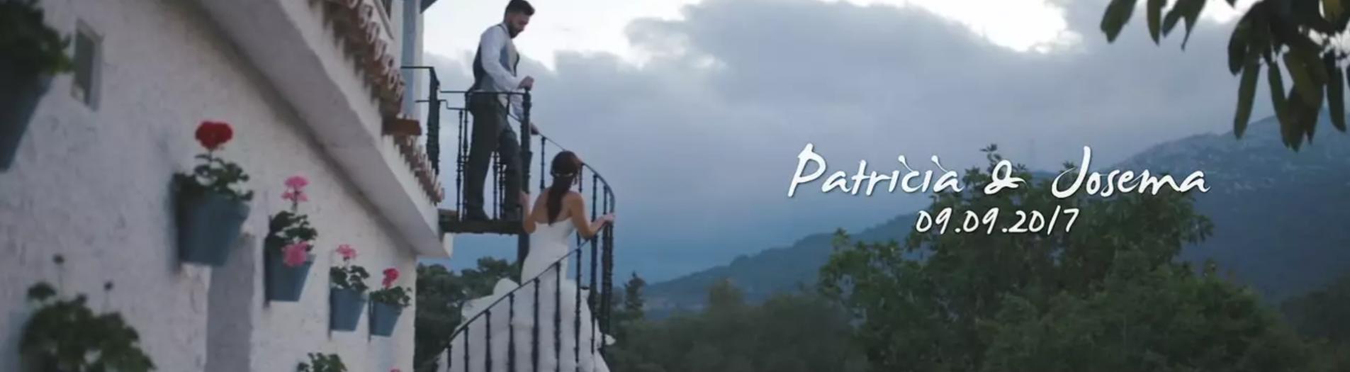 Trailer boda Patri y Josema en La Linea