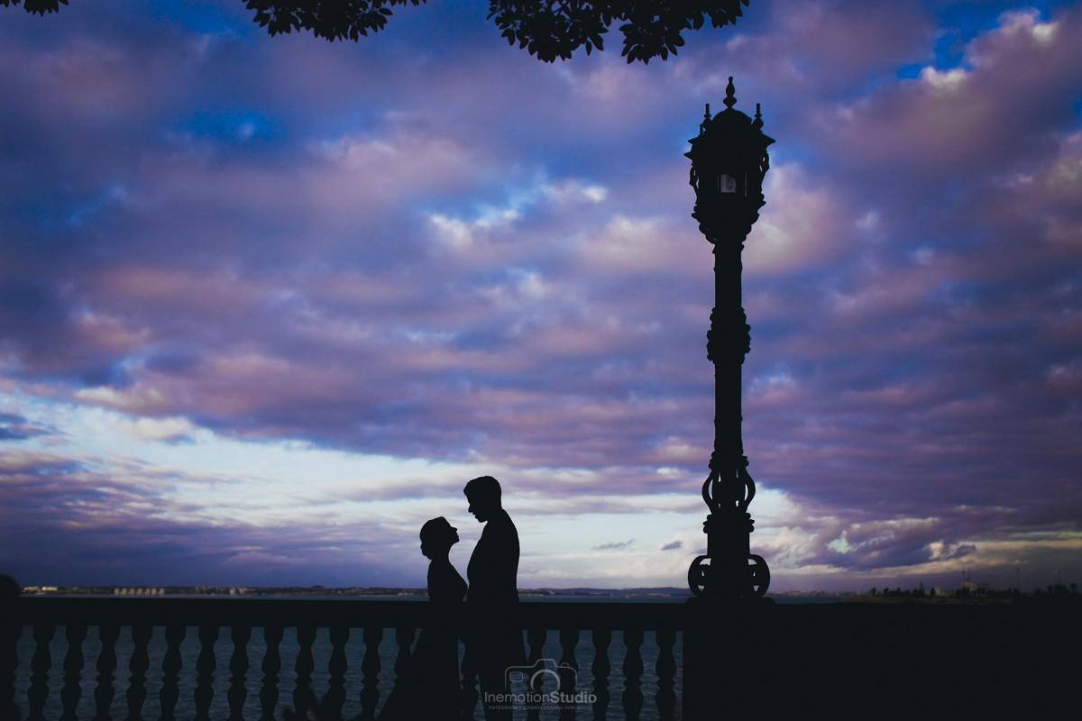 Trailer Sonia y Zeus en Cádiz