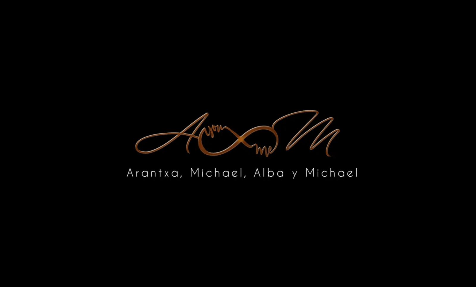 Preboda Arantxa y Michael