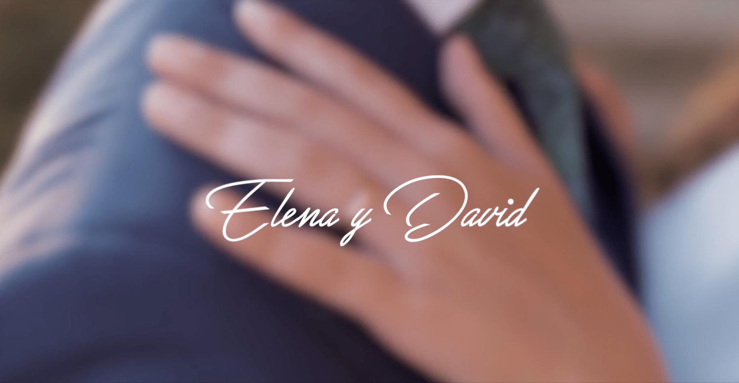 Trailer Boda Elena y David en Cádiz