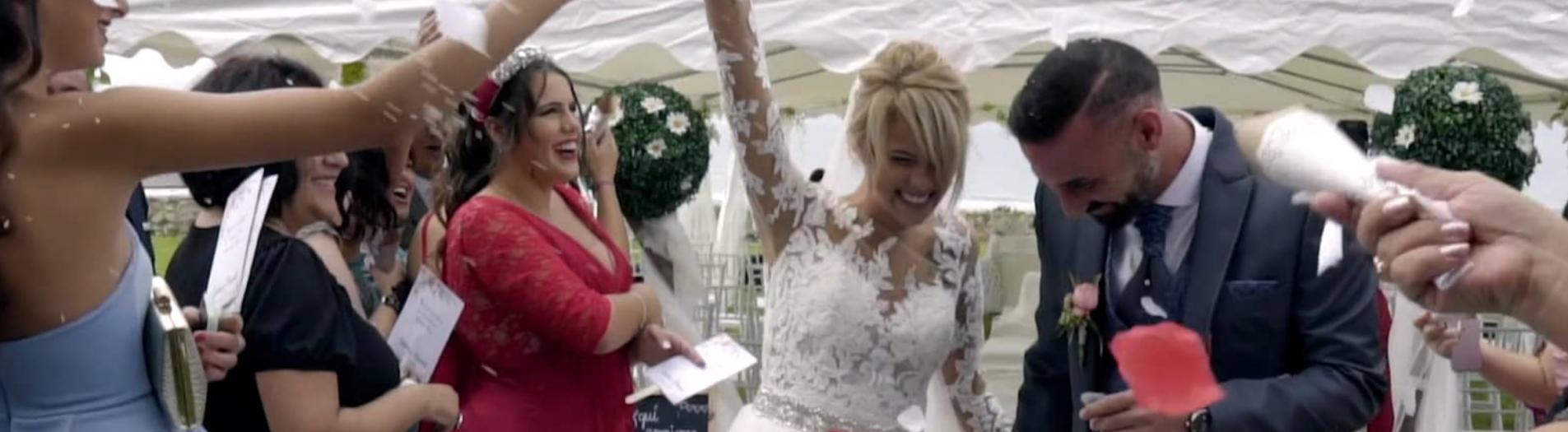 Trailer boda Laura y Daniel en Conil