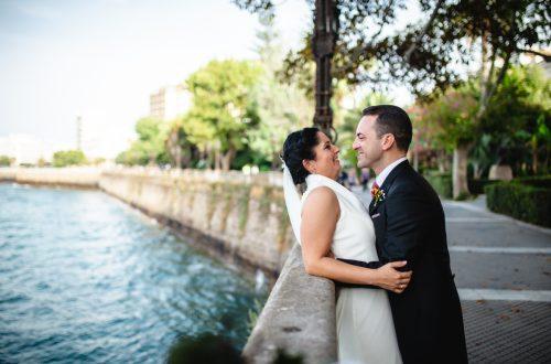boda en el Parador de Cádiz
